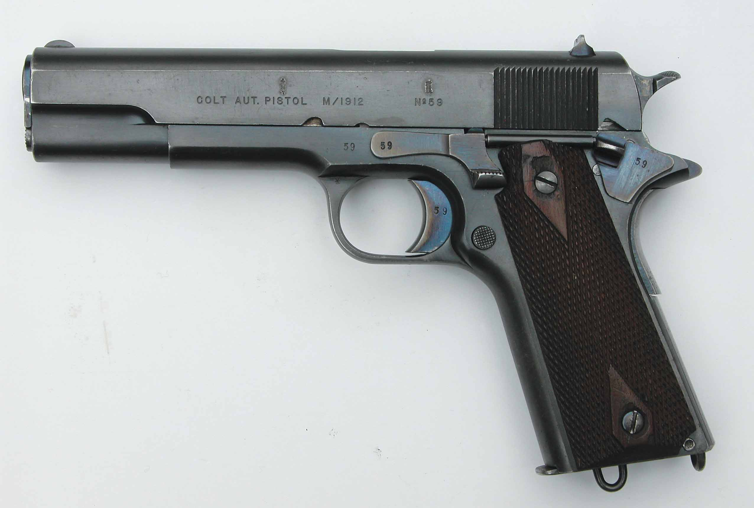 Dating Colt 1911 By Serial Numbers